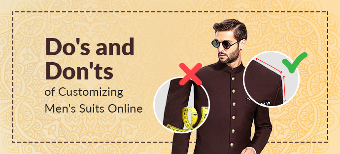 Do & Don'ts-Custom-Tailoring