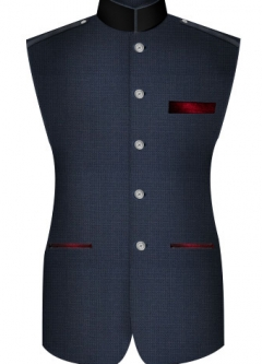 Jodhpuri Sleeveless Jacket